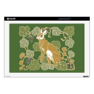 Wild Rabbit Laptop Skin