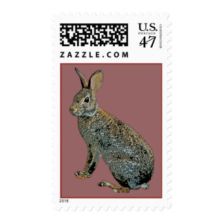 Wild Rabbit Postage