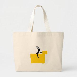 wild rabbit tote bags