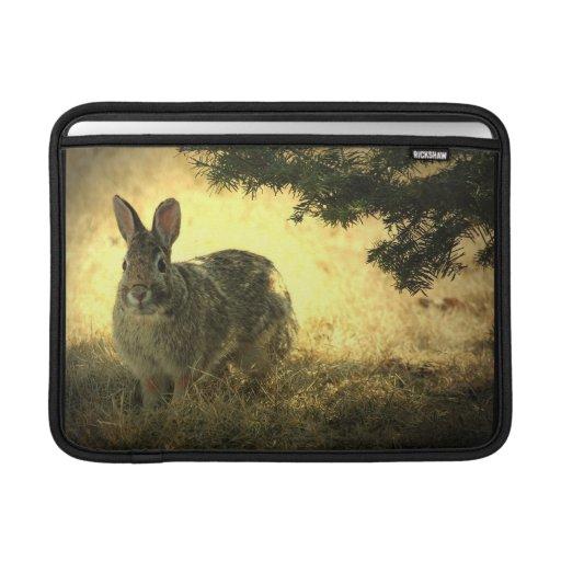 "Wild Rabbits 13"" MacBook Sleeve"