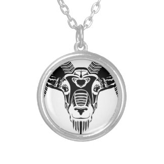 wild ram custom necklace