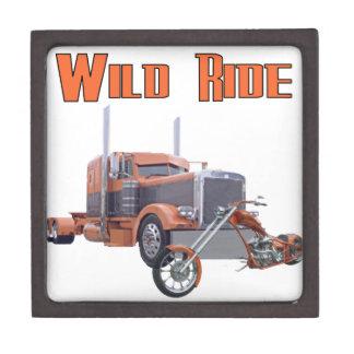 Wild Ride Keepsake Box