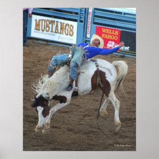 Wild Ride - Reno Rodeo 2010 Poster