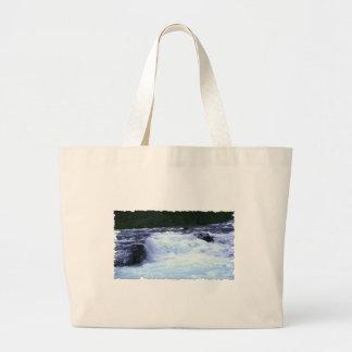 WILD RIVER RAPIDS Tote Bags