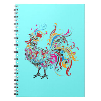 Wild Rooster Notebook