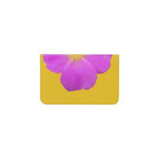 Wild Rose 2 Business Card Holder
