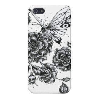 Wild Rose & Buttarfly Speck Case