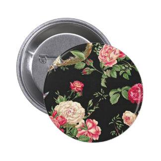 Wild Rose Button