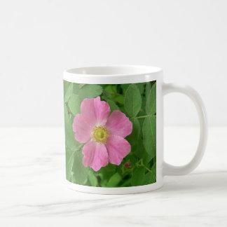 'Wild Rose' Morning Mug