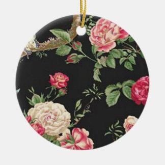 Wild Rose Ornament