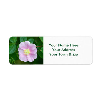 Wild Rose Pink Label