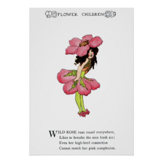 Wild Rose Posters