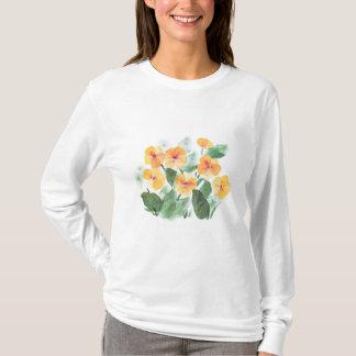 Wild Rose Yellow T-Shirt