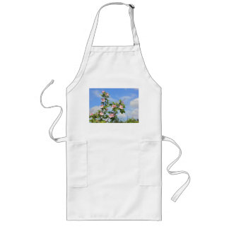 Wild Roses Long Apron