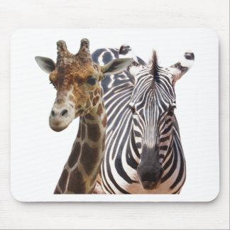 Wild Safari Mouse Pad