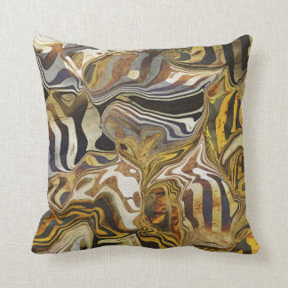 Wild Safari Throw Pillow
