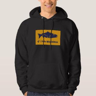 Wild Salmon Hoody