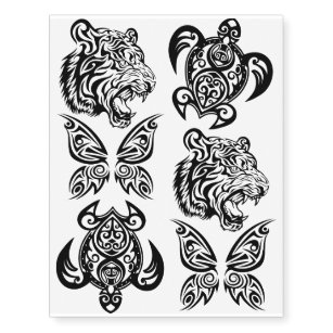 bd71c67b650ea Tiger Tattoo Design Home Décor, Furnishings & Pet Supplies | Zazzle