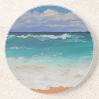 Wild Seascape Beverage Coaster