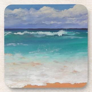 Wild Seascape Beverage Coasters