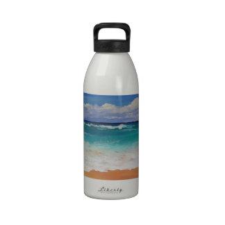 Wild Seascape Drinking Bottle