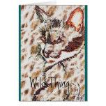 Wild Side Card
