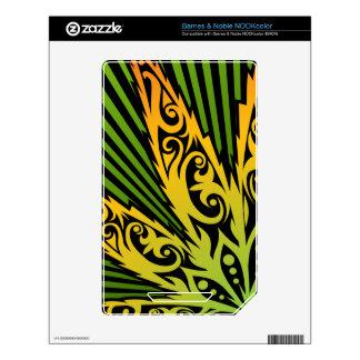 wild Side Cover BN Nook NOOK Color Decals