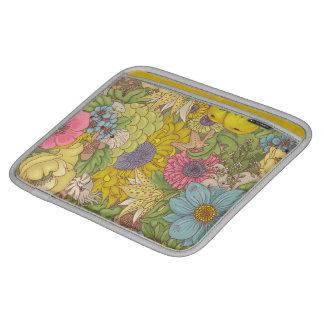 Wild Side - spring colorway iPad Sleeve