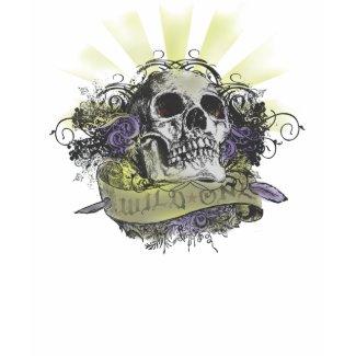 Wild Skull shirt