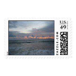 Wild Sky Postage Stamp