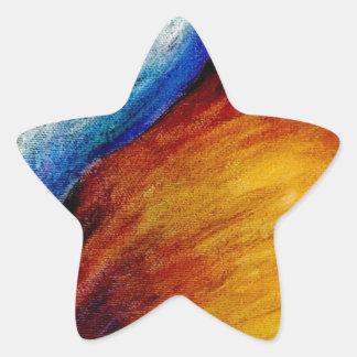 Wild Sky Star Sticker