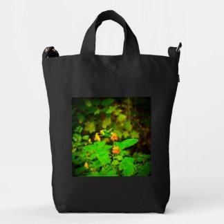 Wild Snapdragon Duck Bag