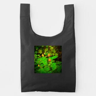 Wild Snapdragon Reusable Bag
