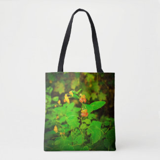 Wild Snapdragon Tote Bag
