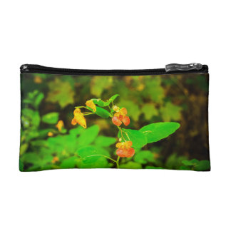 Wild Snapdragons Cosmetic Bag