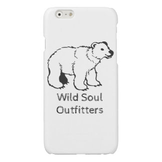 Wild Soul Outfitters Bear iPhone 6/6s Case
