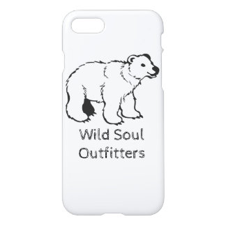 Wild Soul Outfitters Bear iPhone 7 Case