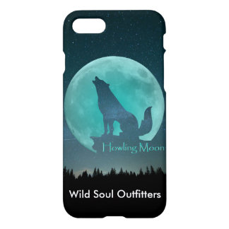 Wild Soul Outfitters Howling Moon iPhone 7 Case