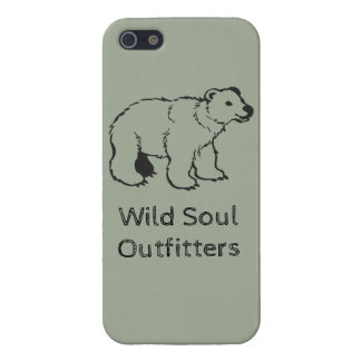 Wild Soul Outfitters iPhone 5/5s Bear Case