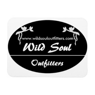 Wild Soul Outfitters Magnet