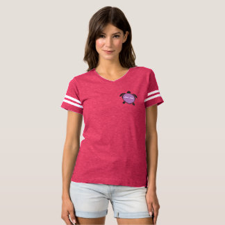 Wild Soul Outfitters Turtle Football Tee