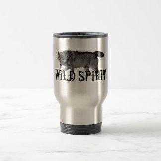 Wild Spirit 2 Travel Mug