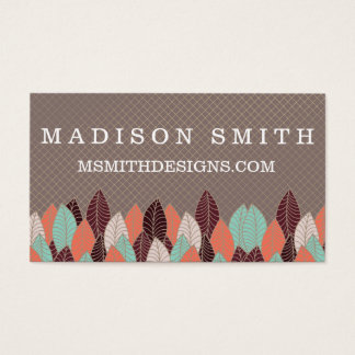 Wild Spirit Business Card