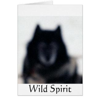 wild Spirit Card