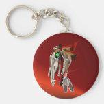 Wild Spirit Horse Keychain