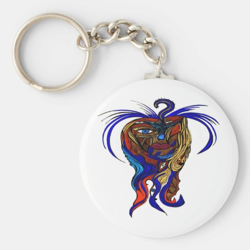 Wild Spirit Keychain