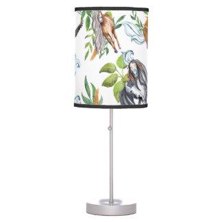 Wild Spirit Lamp