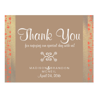 Wild Spirit Thank You Card