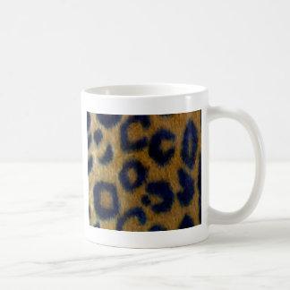 Wild Spotted Leopard Print Coffee Mug