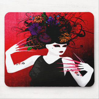 Wild Spring Surreal Art  Mousepad